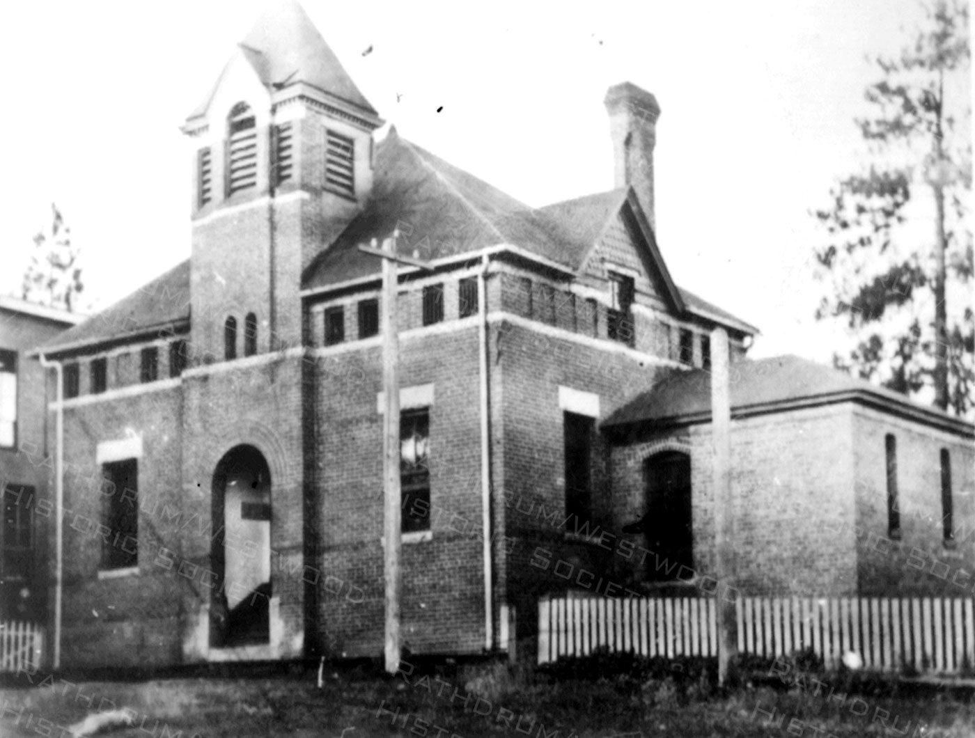 Rathdrum Jail 1905