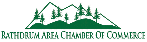 Rathdrum Chamber of Commerce Logo